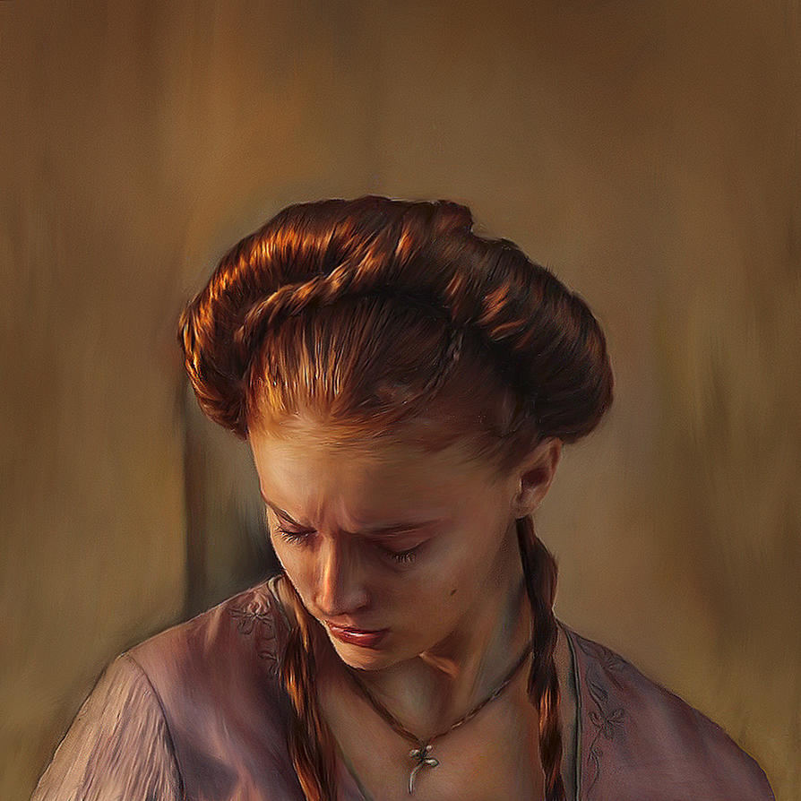 Game of Thrones - Sansa by DaaRia