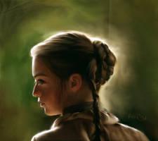 Arya by DaaRia