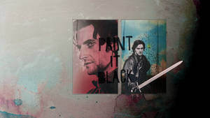 Guy of Gisborne (Robin Hood BBC) by DaaRia