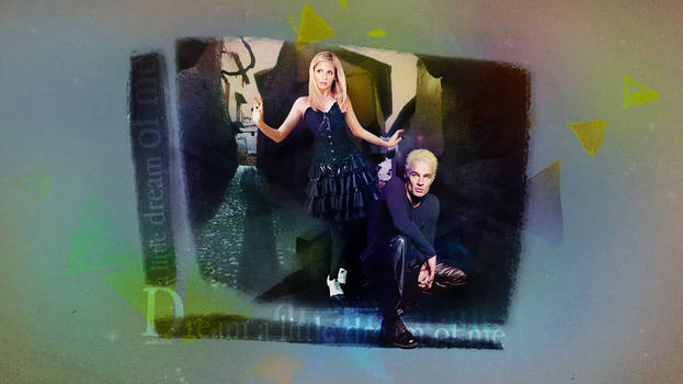 dream a little dream [Spike/Buffy]