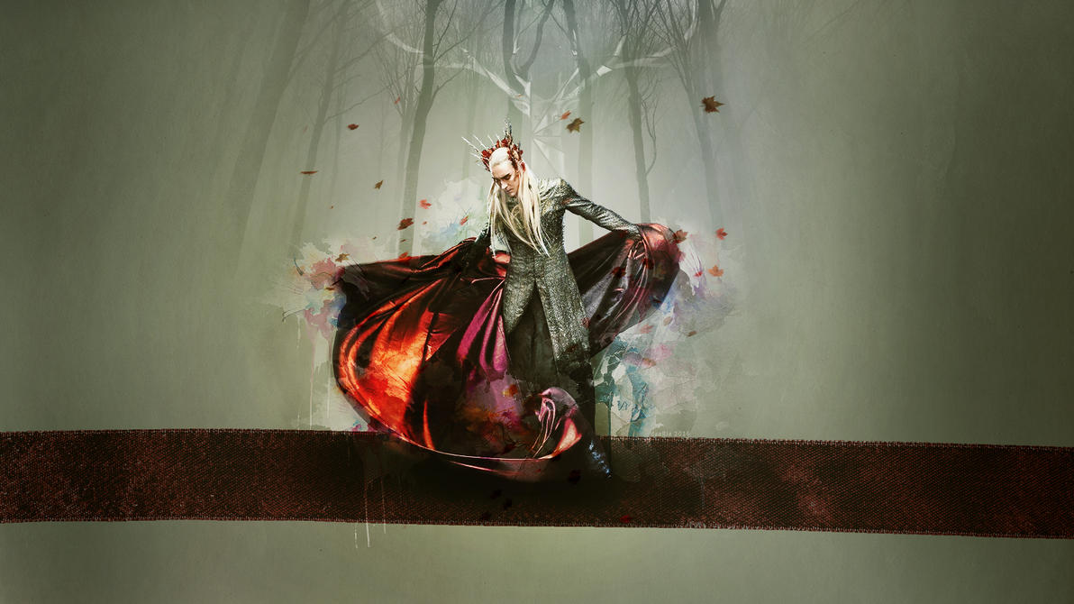 King Thranduil by DaaRia