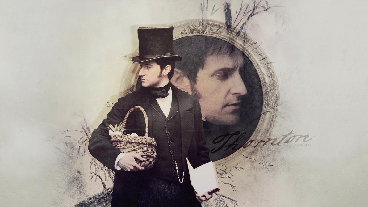 John Thornton [North and South] by DaaRia
