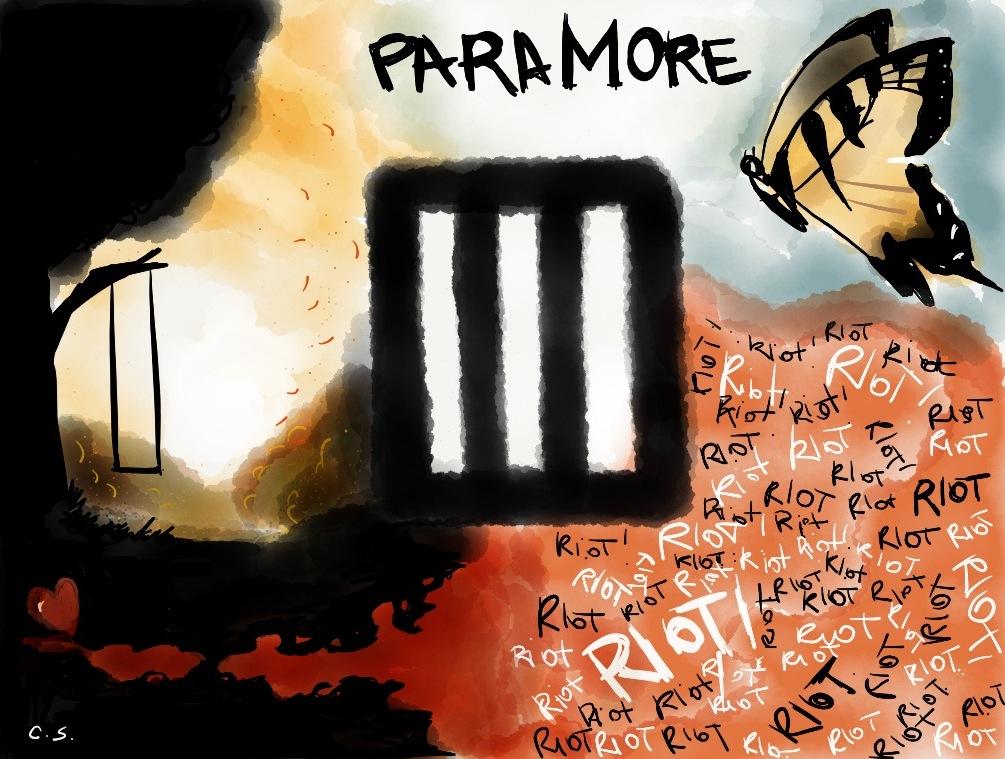 paramore 2017 album artwork - photo #32