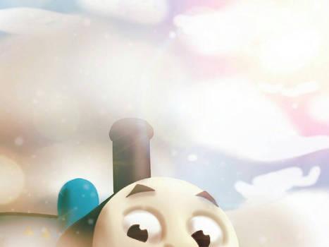Thomas the tank engine.