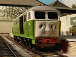 Bear the friendly diesel V2