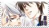 Yagyuu x Niou Stamp by YumeBabu-chan