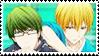 MidoKise Stamp by YumeBabu-chan