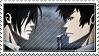 Psycho-pass Stamp