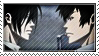 Psycho-pass Stamp by YumeBabu-chan