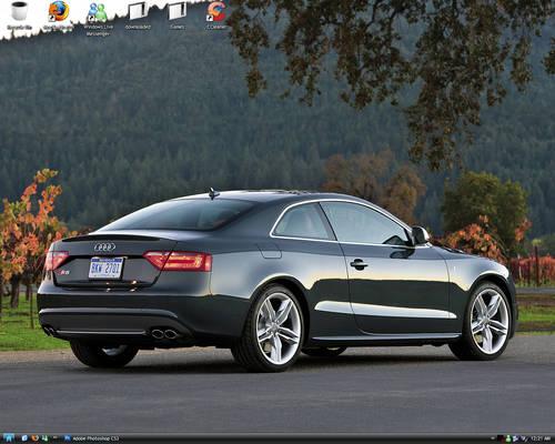 Audi s5 on Desktop