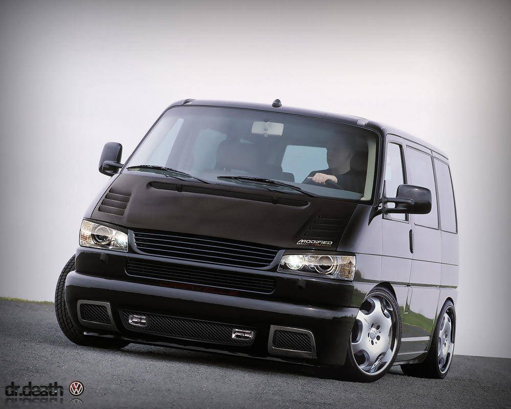 vw t4 caravelle by erco90 on deviantart. Black Bedroom Furniture Sets. Home Design Ideas