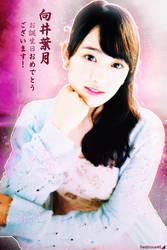 Happy Birthday Hazuki-chan! by Seditious46