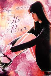 Happy Birthday Riria!