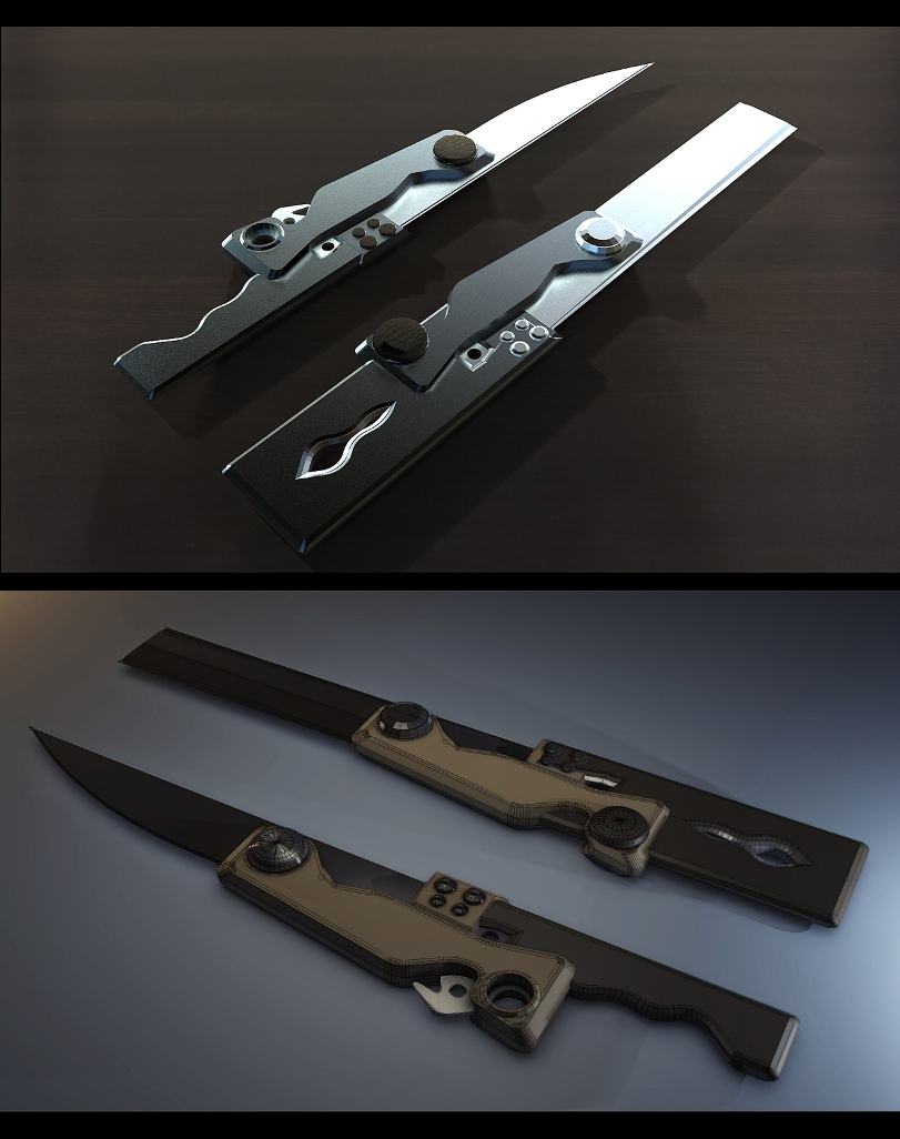 The Best Throwing Knife Design