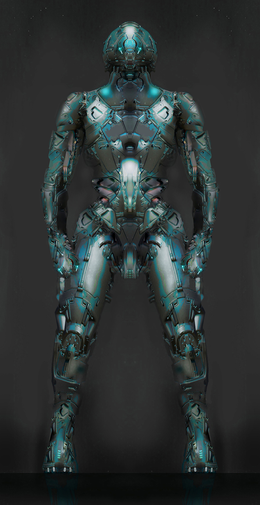Teknobot by gamka