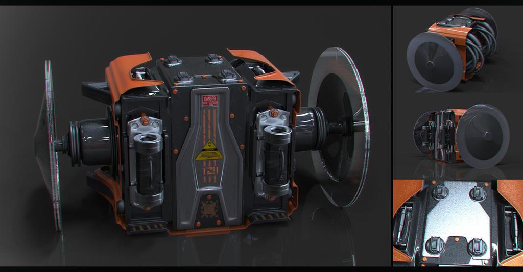 Engine by gamka