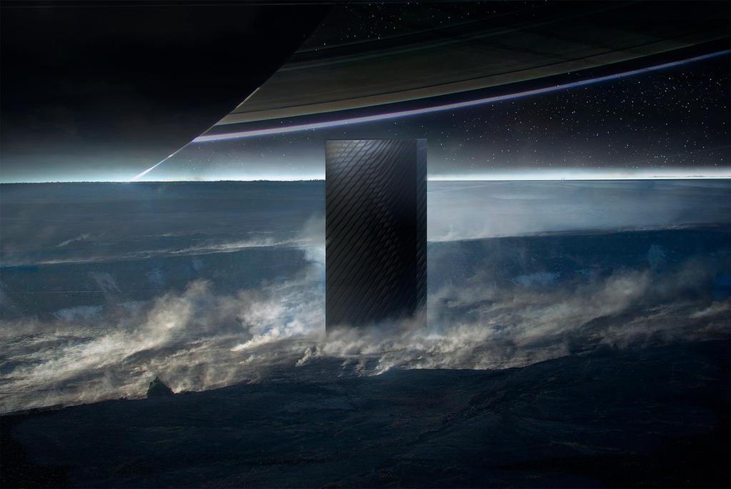 Monolith by gamka