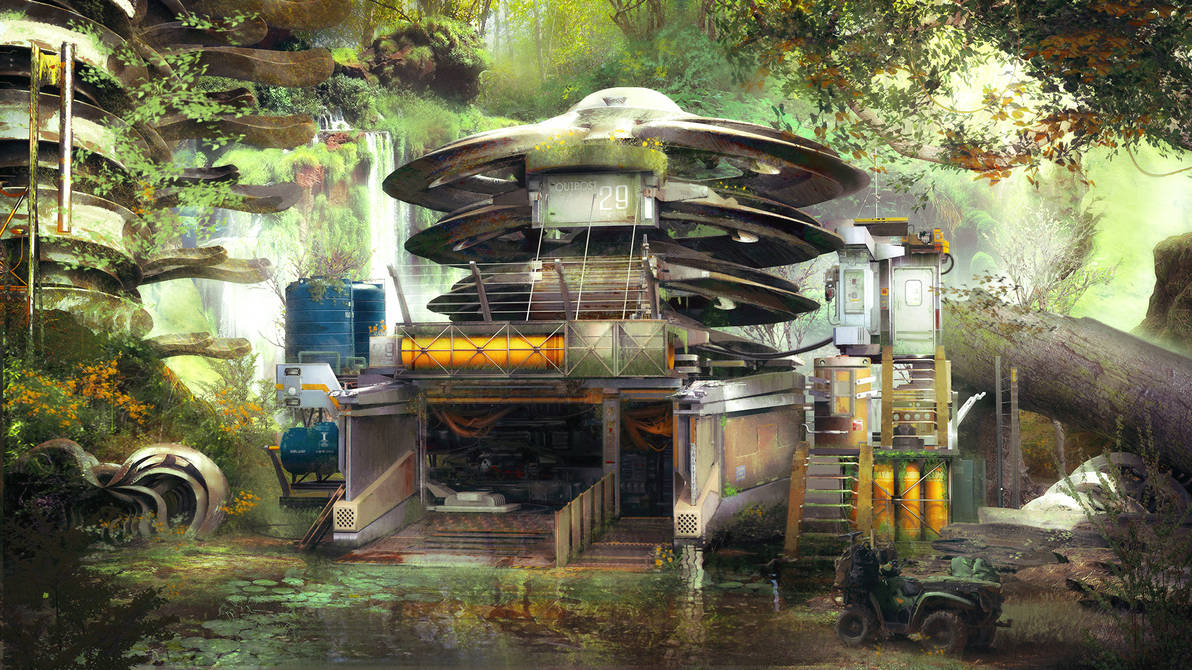Outpost 29 by gamka
