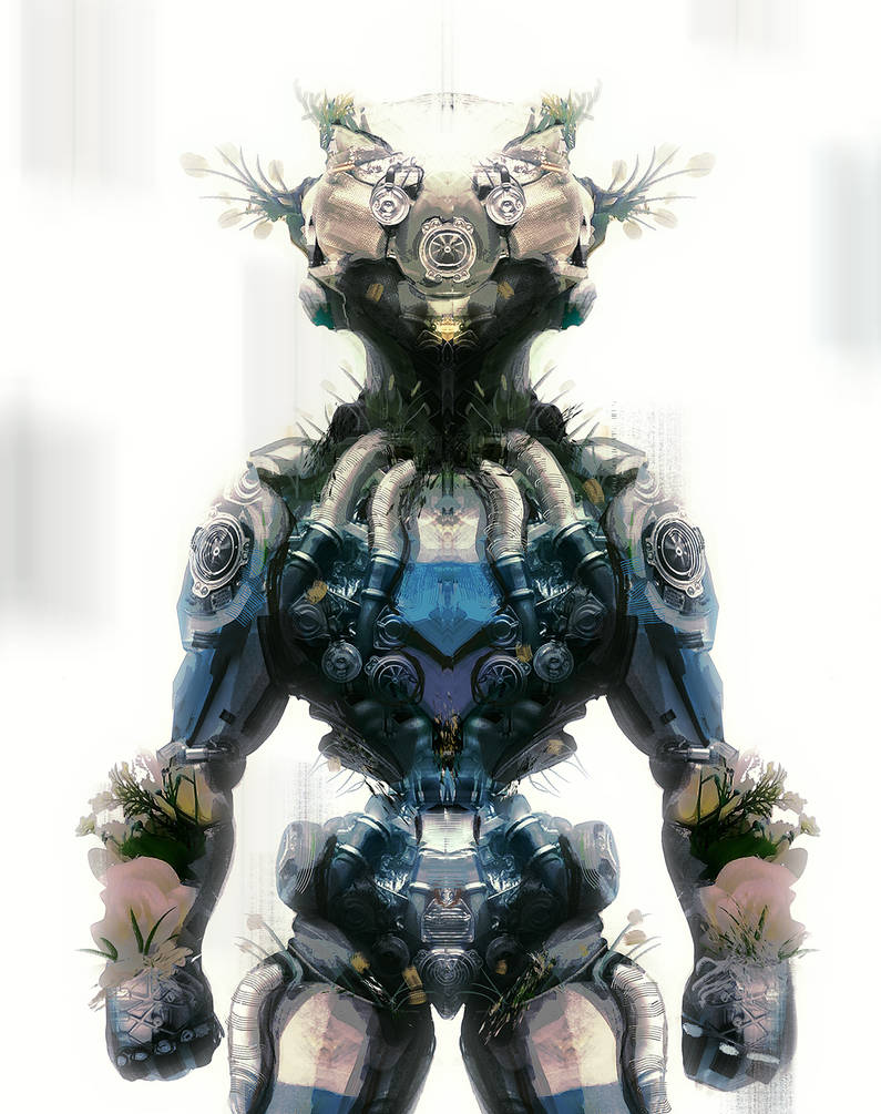 primaverabot by gamka