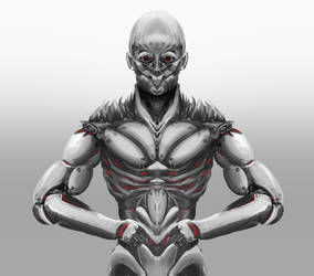 Mech Fighter by gamka
