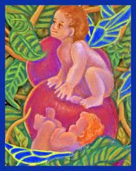 Apples of Avalon by purplegoldfish