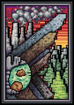 Ecology Pixel poster
