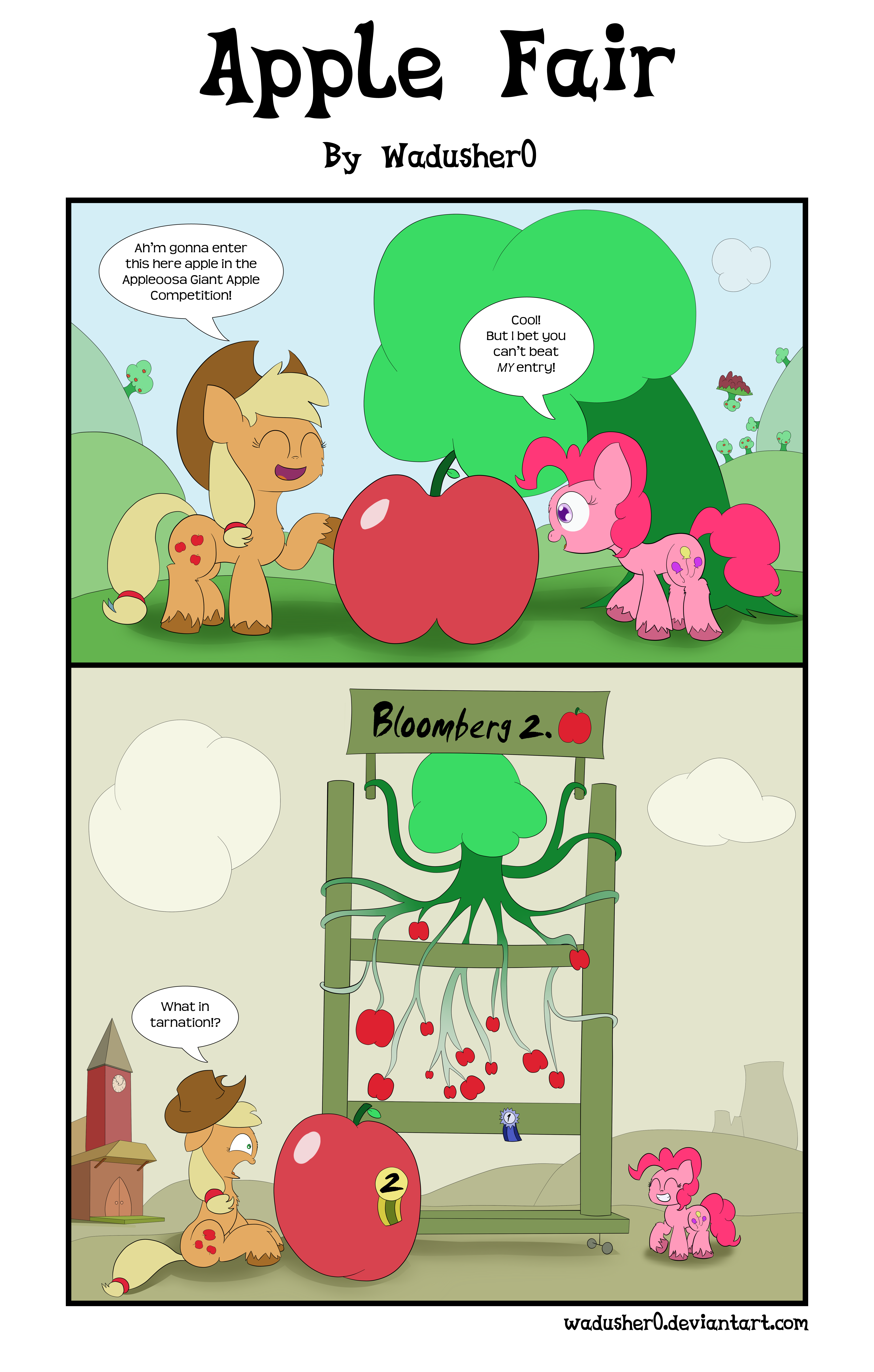 Apple Fair by Wadusher0