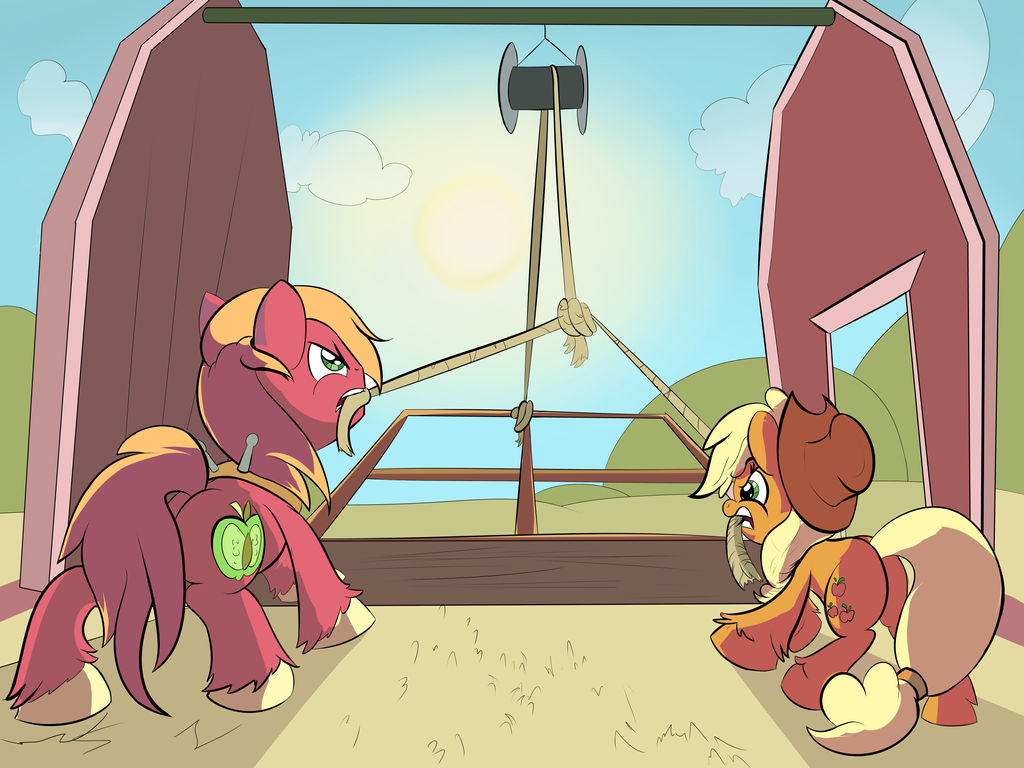 EQD ATG day 2 by Wadusher0