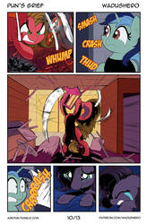 Pun's Grief 10 by Wadusher0