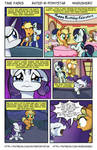 Time Fades: Rarity and Applejack 2