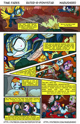 Time Fades: Rainbow Dash 2 by Wadusher0