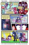 Time Fades: Twilight Sparkle 7