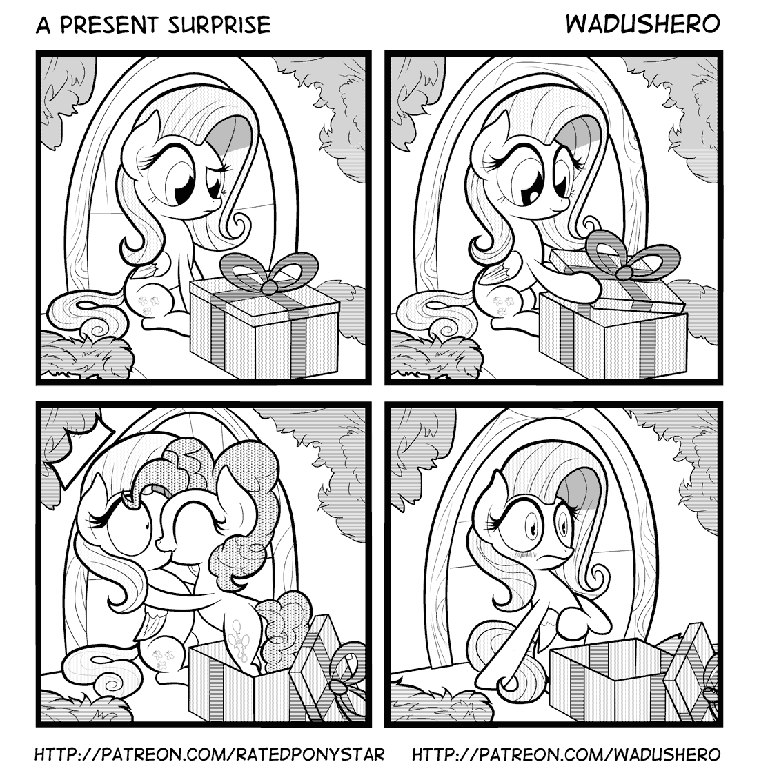 A Present Surprise by Wadusher0