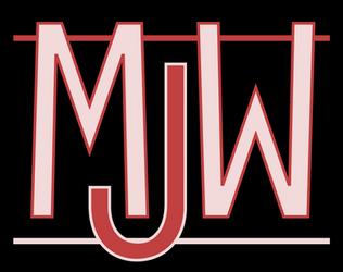 MJW Logo by XxBlue-MoonxX