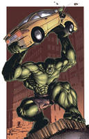 Hulk by DashMartin