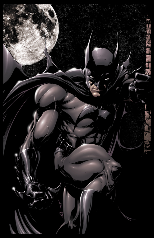 Batman by DashMartin
