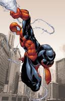 Spider-Man '09 by DashMartin