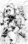 Punisher - Wolverine - Cap