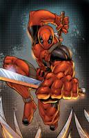 Deadpool by DashMartin