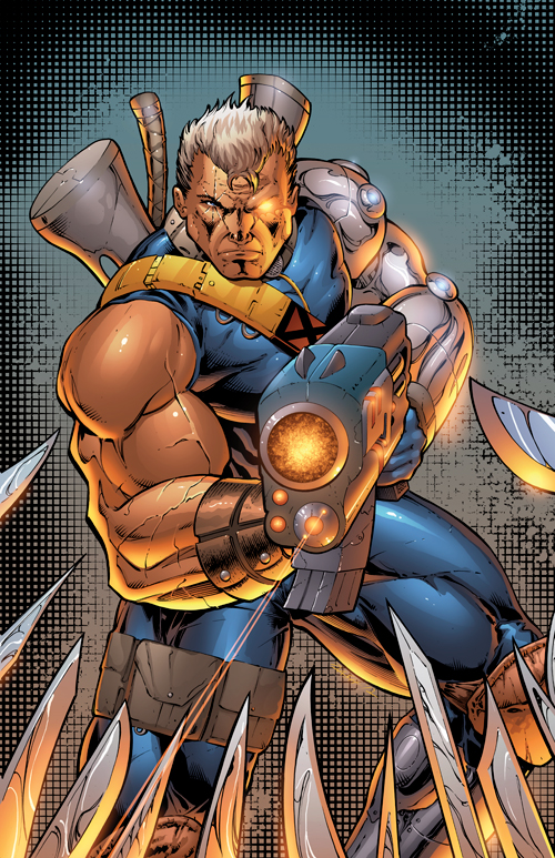 Cable by DashMartin