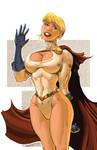 P-P-P-Power Girl