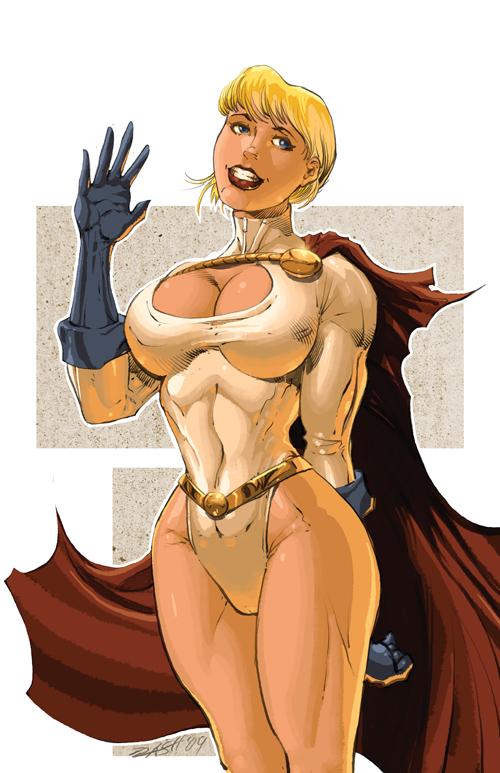 P-P-P-Power Girl by DashMartin