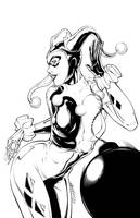 Harley Quinn - 2013 by DashMartin