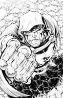 Dr Doom by DashMartin