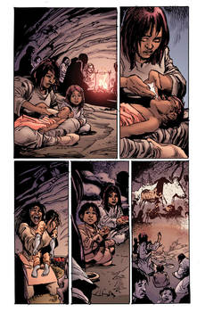 Mankind - Colors page 2