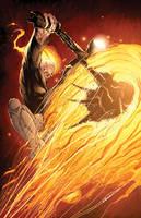 Ghost Rider by DashMartin
