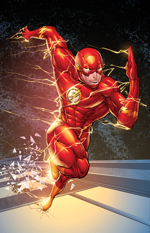 The Flash by DashMartin