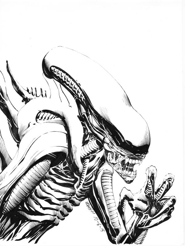 10-6 Alien by DashMartin
