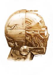 C-3PO by DashMartin