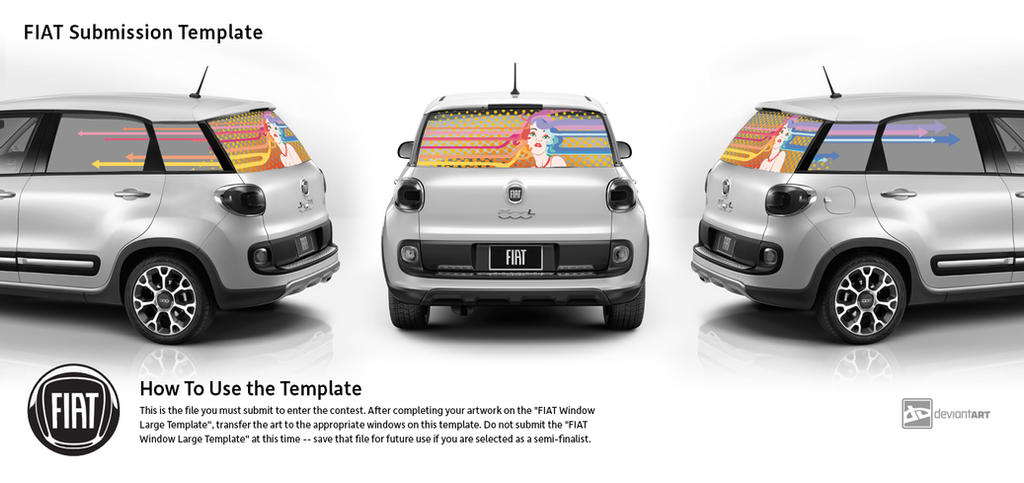 FIATcontest - The colors of journey by huina